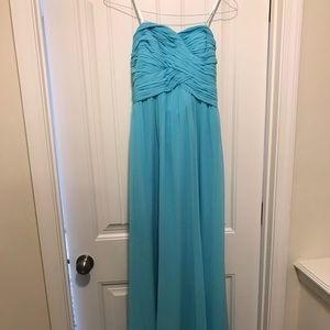 Tiffany Blue colored dress
